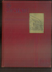 Page 1, 1936 Edition, James Harvey Bowen High School - Bowenite Yearbook (Chicago, IL) online yearbook collection