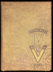 1944 Edition, James Harvey Bowen High School - Bowenite Yearbook (Chicago, IL)