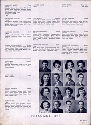 Page 15, 1944 Edition, James Harvey Bowen High School - Bowenite Yearbook (Chicago, IL) online yearbook collection