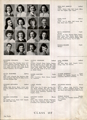 Page 16, 1944 Edition, James Harvey Bowen High School - Bowenite Yearbook (Chicago, IL) online yearbook collection