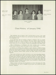 Page 15, 1946 Edition, James Harvey Bowen High School - Bowenite Yearbook (Chicago, IL) online yearbook collection