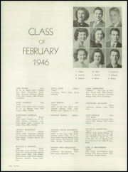 Page 16, 1946 Edition, James Harvey Bowen High School - Bowenite Yearbook (Chicago, IL) online yearbook collection