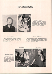 Page 13, 1952 Edition, James Harvey Bowen High School - Bowenite Yearbook (Chicago, IL) online yearbook collection