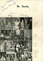 Page 16, 1953 Edition, James Harvey Bowen High School - Bowenite Yearbook (Chicago, IL) online yearbook collection