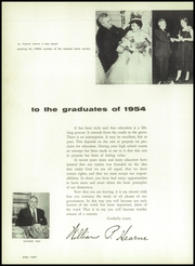 Page 12, 1954 Edition, James Harvey Bowen High School - Bowenite Yearbook (Chicago, IL) online yearbook collection