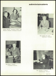 Page 15, 1954 Edition, James Harvey Bowen High School - Bowenite Yearbook (Chicago, IL) online yearbook collection