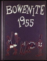 1955 Edition, James Harvey Bowen High School - Bowenite Yearbook (Chicago, IL)