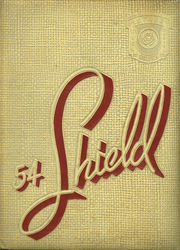 1954 Edition, Luther High School South - Shield Yearbook (Chicago, IL)