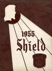 1955 Edition, Luther High School South - Shield Yearbook (Chicago, IL)