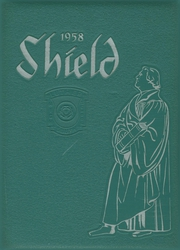 1958 Edition, Luther High School South - Shield Yearbook (Chicago, IL)