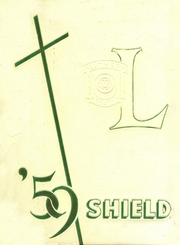 Luther High School South - Shield Yearbook (Chicago, IL) online yearbook collection, 1959 Edition, Page 1