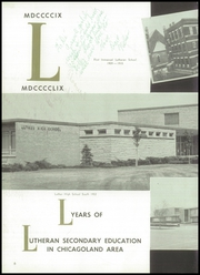 Page 10, 1959 Edition, Luther High School South - Shield Yearbook (Chicago, IL) online yearbook collection