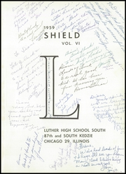 Page 5, 1959 Edition, Luther High School South - Shield Yearbook (Chicago, IL) online yearbook collection