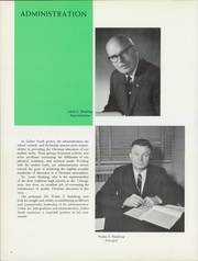 Page 10, 1964 Edition, Luther High School South - Shield Yearbook (Chicago, IL) online yearbook collection