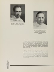 Page 16, 1939 Edition, Fenwick High School - Blackfriars Yearbook (Oak Park, IL) online yearbook collection
