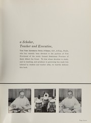 Page 11, 1940 Edition, Fenwick High School - Blackfriars Yearbook (Oak Park, IL) online yearbook collection