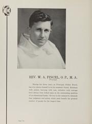 Page 14, 1940 Edition, Fenwick High School - Blackfriars Yearbook (Oak Park, IL) online yearbook collection