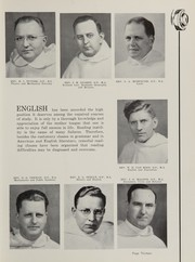 Page 17, 1940 Edition, Fenwick High School - Blackfriars Yearbook (Oak Park, IL) online yearbook collection