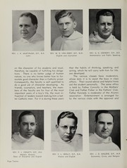 Page 16, 1941 Edition, Fenwick High School - Blackfriars Yearbook (Oak Park, IL) online yearbook collection