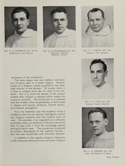 Page 17, 1941 Edition, Fenwick High School - Blackfriars Yearbook (Oak Park, IL) online yearbook collection