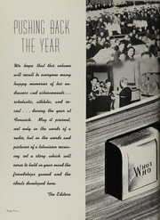 Page 8, 1941 Edition, Fenwick High School - Blackfriars Yearbook (Oak Park, IL) online yearbook collection