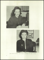 Page 16, 1947 Edition, Fenwick High School - Blackfriars Yearbook (Oak Park, IL) online yearbook collection