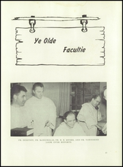 Page 17, 1947 Edition, Fenwick High School - Blackfriars Yearbook (Oak Park, IL) online yearbook collection