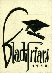 Page 1, 1952 Edition, Fenwick High School - Blackfriars Yearbook (Oak Park, IL) online yearbook collection