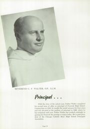 Page 14, 1952 Edition, Fenwick High School - Blackfriars Yearbook (Oak Park, IL) online yearbook collection