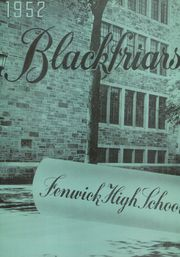 Page 6, 1952 Edition, Fenwick High School - Blackfriars Yearbook (Oak Park, IL) online yearbook collection