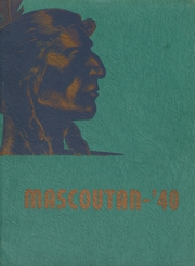 1940 Edition, Mascoutah Community High School - Mascoutan Yearbook (Mascoutah, IL)