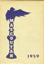 1959 Edition, Mascoutah Community High School - Mascoutan Yearbook (Mascoutah, IL)
