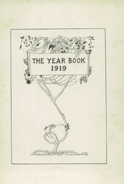 Page 7, 1919 Edition, Mendota High School - Atodnem Yearbook (Mendota, IL) online yearbook collection