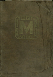 Page 1, 1921 Edition, Mendota High School - Atodnem Yearbook (Mendota, IL) online yearbook collection