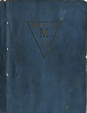 Page 1, 1924 Edition, Mendota High School - Atodnem Yearbook (Mendota, IL) online yearbook collection
