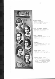 Page 16, 1924 Edition, Mendota High School - Atodnem Yearbook (Mendota, IL) online yearbook collection