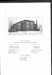 Page 8, 1924 Edition, Mendota High School - Atodnem Yearbook (Mendota, IL) online yearbook collection