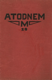 Page 1, 1928 Edition, Mendota High School - Atodnem Yearbook (Mendota, IL) online yearbook collection