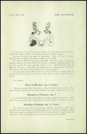 Page 11, 1928 Edition, Mendota High School - Atodnem Yearbook (Mendota, IL) online yearbook collection
