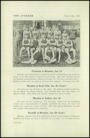 Page 12, 1928 Edition, Mendota High School - Atodnem Yearbook (Mendota, IL) online yearbook collection