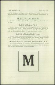 Page 14, 1928 Edition, Mendota High School - Atodnem Yearbook (Mendota, IL) online yearbook collection
