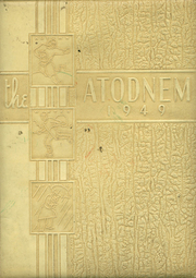 1949 Edition, Mendota High School - Atodnem Yearbook (Mendota, IL)