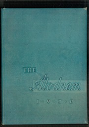 1950 Edition, Mendota High School - Atodnem Yearbook (Mendota, IL)