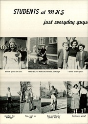 Page 16, 1950 Edition, Mendota High School - Atodnem Yearbook (Mendota, IL) online yearbook collection
