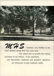 Page 8, 1950 Edition, Mendota High School - Atodnem Yearbook (Mendota, IL) online yearbook collection