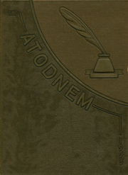 1953 Edition, Mendota High School - Atodnem Yearbook (Mendota, IL)