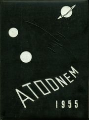 1955 Edition, Mendota High School - Atodnem Yearbook (Mendota, IL)