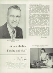 Page 12, 1957 Edition, Mendota High School - Atodnem Yearbook (Mendota, IL) online yearbook collection