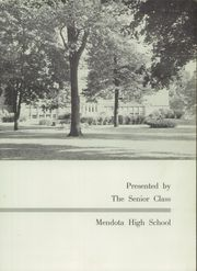 Page 7, 1957 Edition, Mendota High School - Atodnem Yearbook (Mendota, IL) online yearbook collection