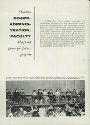 Page 12, 1958 Edition, Mendota High School - Atodnem Yearbook (Mendota, IL) online yearbook collection